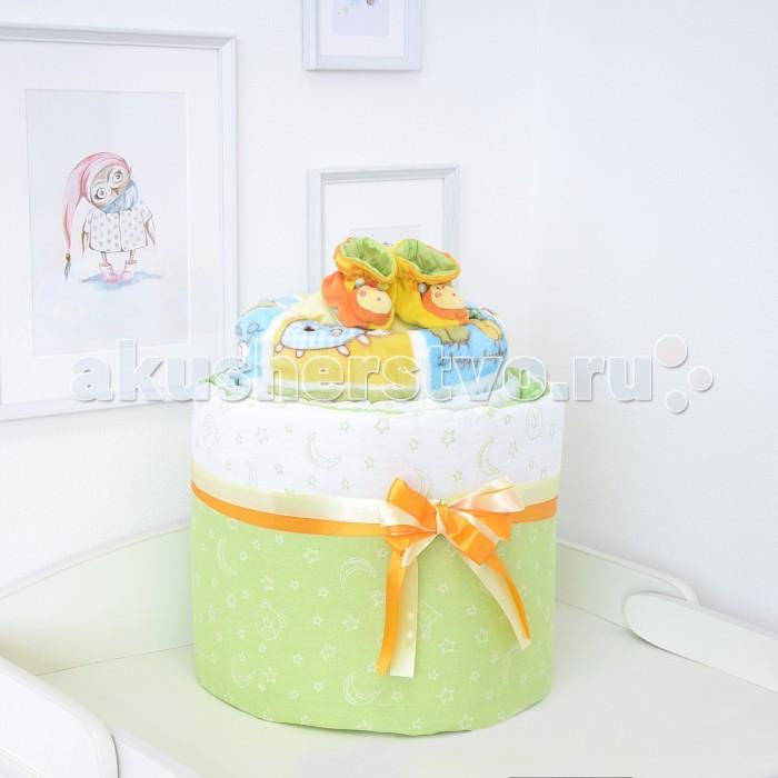 Комплекты в кроватку Baby Nice (ОТК) Набор для новорожденного №06