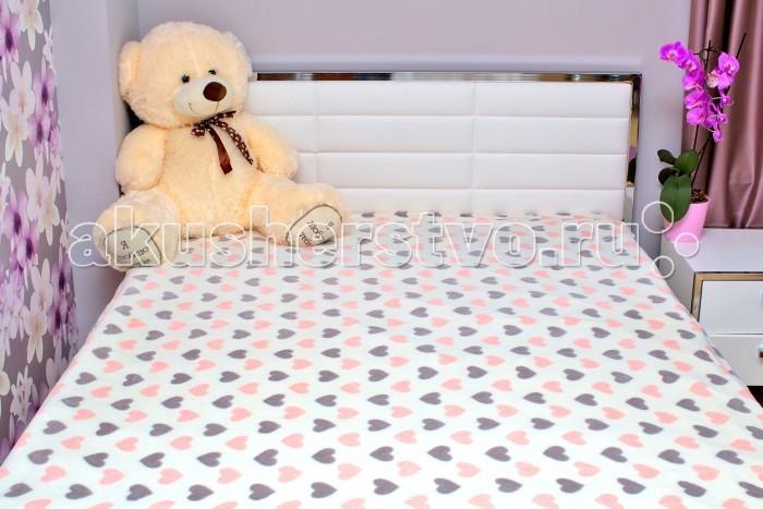 Постельные принадлежности , Пледы Baby Nice (ОТК) Покрывало Micro Flannel 150x200 см арт: 491416 -  Пледы