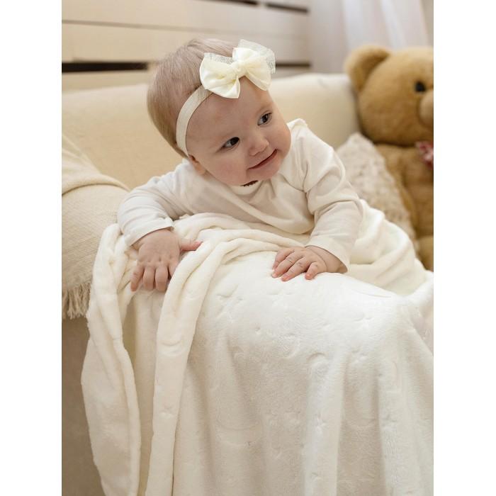 Картинка для Baby Nice (ОТК) покрывало Termosoft Луны 150х200 см