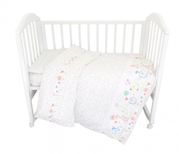 Постельное белье Baby Nice (ОТК) Саванна (3 предмета), Постельное белье - артикул:565711