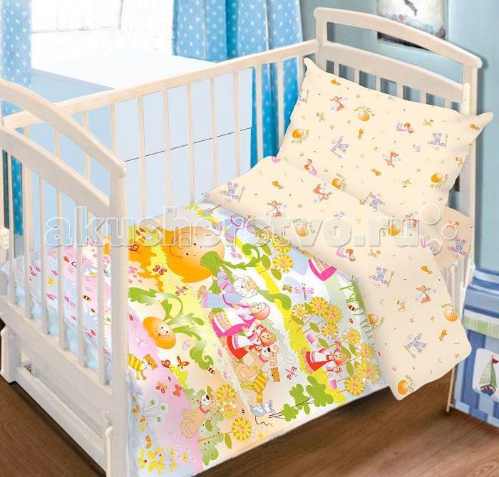 Комплекты в кроватку Baby Nice (ОТК) Репка (6 предметов)