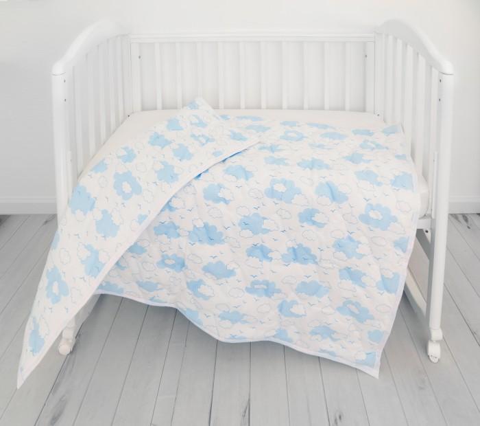 Одеяла Baby Nice (ОТК) Споки ноки Облака 105х140 см