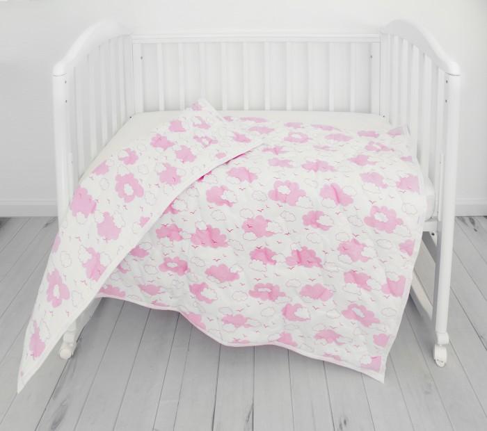 Купить Одеяла, Одеяло Baby Nice (ОТК) Споки ноки Облака 105х140 см