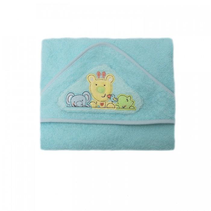 Полотенца Baby Nice (ОТК) Уголок для купания махровый 80 х 80 M532/TU