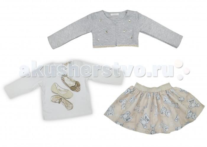 Детская одежда , Комплекты детской одежды Baby Rose Комплект для девочки 2340 арт: 385339 -  Комплекты детской одежды