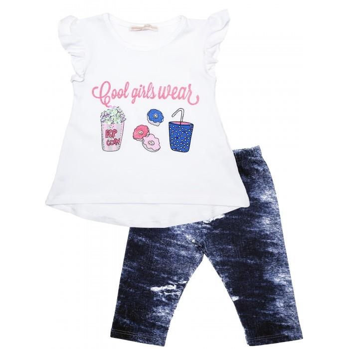 Картинка для Baby Rose Комплект для девочки (туника, леггинсы) 7533