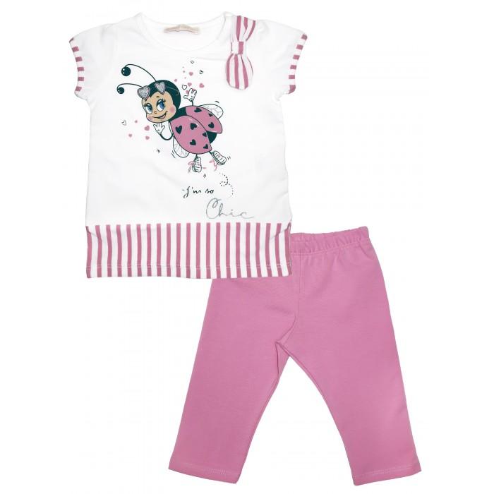 Baby Rose Комплект для девочки (туника, леггинсы) 7554 фото