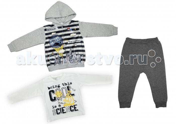 Детская одежда , Комплекты детской одежды Baby Rose Комплект для мальчика 6229 арт: 385694 -  Комплекты детской одежды