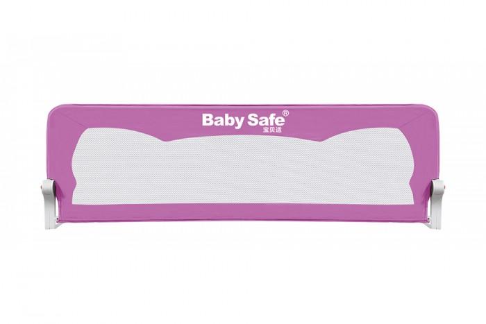 Барьеры и ворота Baby Safe Барьер для кроватки Ушки 120 х 66 см, Барьеры и ворота - артикул:419109