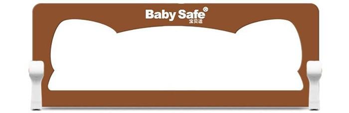 Безопасность ребенка , Барьеры и ворота Baby Safe Барьер для кроватки Ушки 180 х 42 см арт: 419204 -  Барьеры и ворота