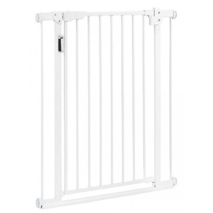 Купить Барьеры и ворота, Baby Safe Барьер-калитка для дверного проема с LED подсветкой 75-85 см