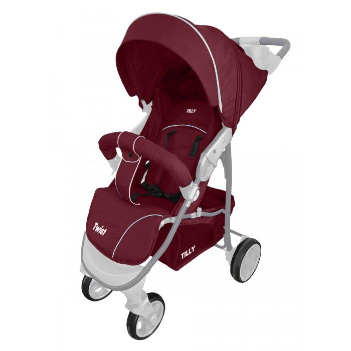 Прогулочная коляска Baby Tilly Twist T-164