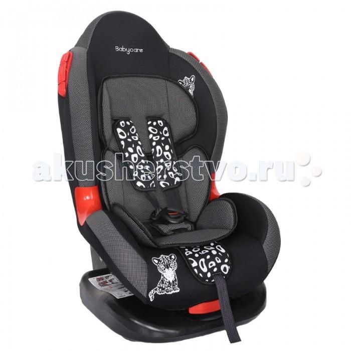 Детские автокресла , Группа 1-2 (от 9 до 25 кг) Baby Care BC-02 Люкс Леопардик арт: 116867 -  Группа 1-2 (от 9 до 25 кг)