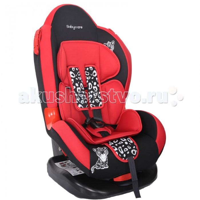 Автокресло Baby Care BC-02 Люкс ЛеопардикBC-02 Люкс ЛеопардикАвтокресло Baby Care BC-02 Люкс Леопардик сочетает в своей модели высокое качество и доступную стоимость, являясь идеальным решением для создания максимального уровня безопасности и комфорта для ребенка во время поездки на автомобиле.   Конструкция автокресла оснащена ортопедическим каркасом, идеально повторяющим контуры ребенка, что в сочетании с мягким чехлом обеспечивает удобство и комфорт для маленького пассажира во время дальних поездок. Ярко выраженная боковая и тыльная поддержка, глубокий мягкий подголовник надежно защищают голову и тело ребенка от ударов при резком торможении или аварии.   Автокресло имеет регулировку наклона спинки в шести положениях, внутренние пятиточечные регулируемые ремни, оснащенные мягкими широкими накладками, не сдавливая и не создавая дискомфорта для маленького пассажира. Надежный замковый механизм прочно удерживает малыша в кресле, не позволяя ему выскользнуть или выпасть при аварии.   Съемный чехол, выполненный из мягкого, экологичного и высококачественного материала, легко стирается при температуре 30С, после высыхания не деформируется и не усаживается, сохраняя свои эстетические качества долгое время.   Установка и крепление. Детское автокресло Baby Care «BC-02 Люкс, Леопардик » устанавливается на заднем сидении с помощью штатных ремней безопасности в положении – лицом по ходу движения автомобиля. Ребенок пристегивается в кресле пятиточечными внутренними ремнями.   Безопасность. Автокресло Baby Care BC-02 Люкс Леопардик обеспечивает максимально высокий уровень безопасности, обусловленный ярко выраженной боковой и головной защитой против ударов и травм во время аварий ной ситуации. Надежно пристегнутый внутренними ремнями, ребенок не выскользнет из кресла при резком торможении.   Модель Baby Care BC-02 Люкс Леопардик проходит трехступенчатый контроль качества на производстве, и полностью соответствует требованиям европейского стандарта безопасности ECE-R44/04,что подтв