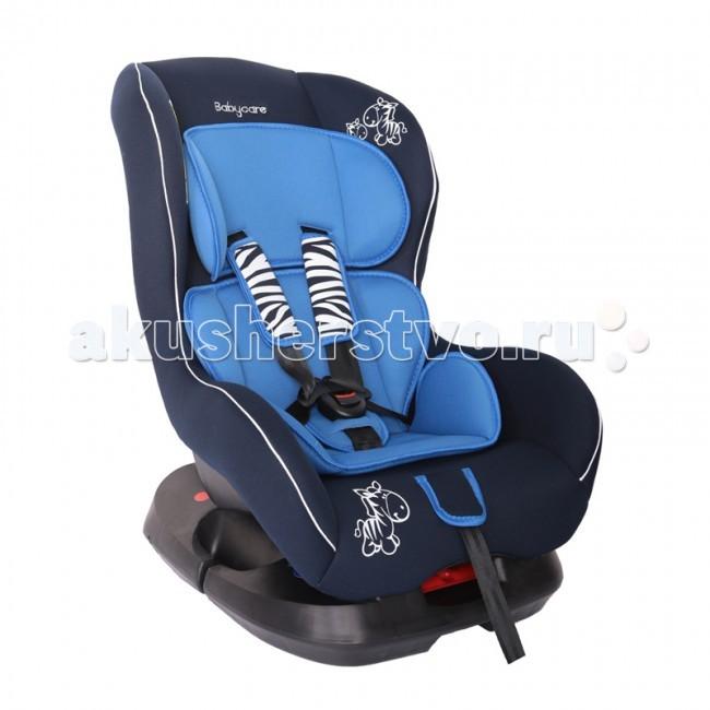 Автокресло Baby Care BC-303 Люкс ЗебрикBC-303 Люкс ЗебрикBaby Care BC-303 Люкс Зебрик – детское автокресло, предназначенное для детей от рождения до 4 лет весом до 18 кг. Автокресло имеет ярко выраженную боковую защиту и надежную систему крепления внутренних пятиточечных ремней, что обеспечивает безопасность ребенка при резких поворотах и боковых ударах.   Внутренние пятиточечные ремни регулируются по высоте в зависимости от роста ребенка. Благодаря ортопедической форме спинки и регулировки наклона автокресла, мягкому вкладышу и накладкам внутренних ремней безопасности ребенку удобно и комфортно в поездке.   В детском автомобильном кресле Baby Care BC-303 Люкс Зебрик ваш ребенок будет путешествовать в безопасности и с удовольствием.  Преимущества: мягкий вкладыш, подголовник и накладки внутренних ремней обеспечивают максимальный комфорт ребенка укрепленная анатомическая спинка для удобства ребенка регулировка внутренних ремней по высоте в зависимости от роста ребенка<br>