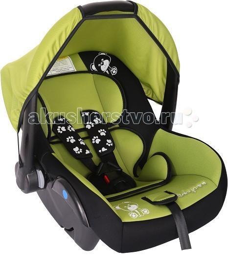 Группа 0-0+ (от 0 до 13 кг) Baby Care BC-321 Люкс Мишка автокресло baby care купить б у