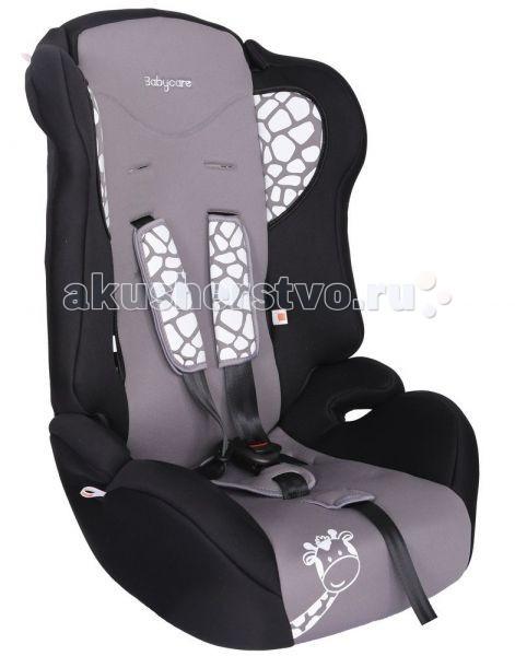 Группа 1-2-3 (от 9 до 36 кг) Baby Care BC-513 Жирафик baby care baby care автокресло i ii eso basic premium es01 l4 9 25 кг black