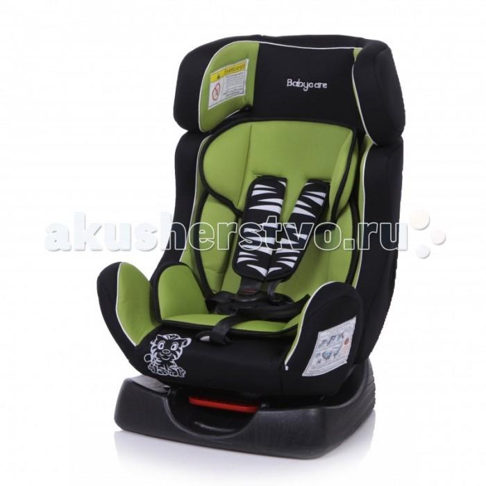 Автокресло Baby Care BC-719 Люкс Тигрёнок
