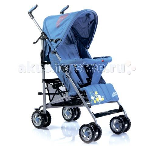 Коляска-трость Baby Care CityStyleCityStyleBaby Care City Style – качественная городская коляска-трость, функционалу которой позавидуют многие прогулочные коляски.  Данная модель подходит для любых погодных условий. В комплект входит утепленный чехол на ножки. Кроме того, от дождя прекрасно защищает большой капюшон. Он быстро сохнет и может раскладываться почти до бампера.  Все необходимые функции посадочного места сохранены. Спинка имеет три положения наклона, подножка может регулироваться по высоте. За безопасность малыша отвечают 5-точечные ремни безопасности и мягкий бампер с перемычкой.  облегченная алюминиевая рама капюшон может опускаться достаточно низко, почти до бампера съемный бампер с мягкой обивкой спинка может раскладываться в 3 положениях регулируемая по высоте подножка 5-точечные ремни безопасности передние колеса плавающие с возможностью фиксации стояночный тормоз на задних колесах вместительная корзина для вещей коляска складывается тростью  Комплектация: чехол на ноги   Длина спального места 78 см, сидячего места - 19 см, с поднятыми ножками - 34 см, ширина - 31 см.  Вес: 6,5 кг.  Упаковка - целлофан.<br>