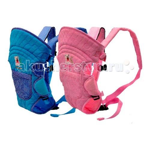 Рюкзак-кенгуру Baby Care HS-3184