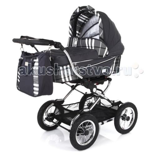 Коляска-люлька Baby Care SonataSonataКоляска-люлька Baby Care Sonata сочетает в себе инновационный дизайн и все преимущества классической коляски. Легкая, комфортная для малыша, с великолепной амортизацией. С рождения и до 7-8 месяцев.   Особенности: Очень уютная классическая коляска. Простое и компактное складывание шасси. Угол наклона спинки гарантирует оптимальную посадку ребенка. Капюшон с окошком для мамы. 2 боковых кармана на молнии. Съемные тканевые детали можно стирать при температуре 30 градусов. Большая, вместительная корзина для покупок. Ручка регулируется по высоте. Большие надувные колеса обеспечивают уверенное движение по заснеженной или неровной поверхности. Стояночный тормоз. Размеры: Размер люльки (шxдxв): 84х37х22 см. Рама в сложенном виде (шxдxв): 80х64х33 см. Максимальная нагрузка: до 10 кг.<br>