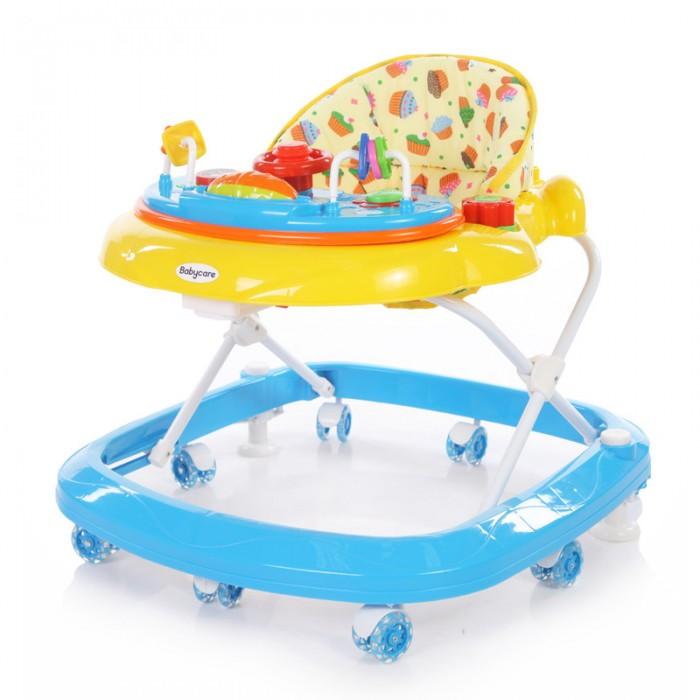 Ходунки Baby Care SonicSonicХодунки Baby Care Sonic  Ходунки имеют 8 силиконовых колес, 2 стоппера и мягкое сиденье  Обивка легко и полностью снимается, что очень упрощает стирку Ходунки имеют 3 положения по высоте Ходунки Baby Care Sonic имеют музыкально- игровую панель со световыми эффектами Рекомендовано для детей от 6 месяцев до 11.5 кг  Особенности: 8 силиконовых колёс 2 стоппера мягкое сиденье  музыкально-игровая панель со световыми эффектами 3 положения по высоте полностью съемная обивка (для удобства стирки)  Особенности: Вес ходунка: 4 кг Размер ходунка в разложенном состоянии: 64 х 60 х 58 см Размер ходунка в сложенном состоянии: 64 х 60 х 18 см<br>