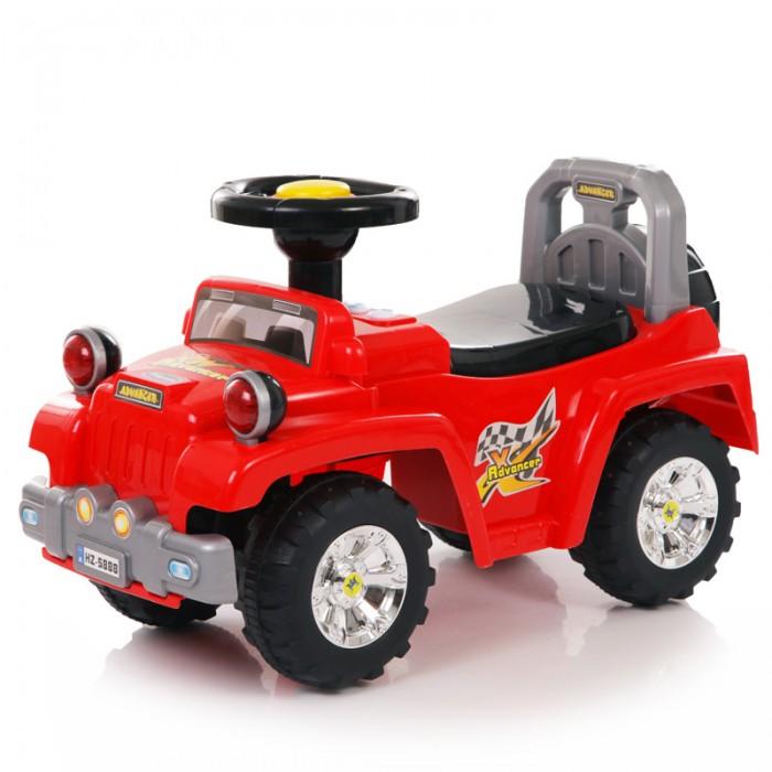 Каталки Baby Care Super Jeep baby care super atv 551
