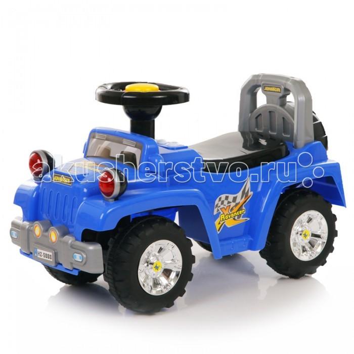 Каталки Baby Care Super Jeep baby care baby care каталка super jeep синяя