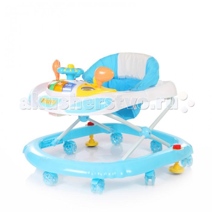 Ходунки Baby Care TourTourХодунки Tour имеют 8 силиконовых колес и мягкое сиденье. Обивка легко и полностью снимается, что очень упрощает стирку. 3 положения по высоте.  Ходунки Tour имеют музыкально-игровую панель со световыми эффектами.  Особенности: 8 силиконовых колёс мягкое сиденье  музыкально-игровая панель со световыми эффектами 3 положения по высоте полностью съемная обивка (для удобства стирки) рекомендовано для детей от 6 месяцев до 12 кг  Вес ходунка: 3.6 кг Размер ходунка в разложенном состоянии: 70х64х53 см Размер ходунка в сложенном состоянии: 70х64х30 см<br>