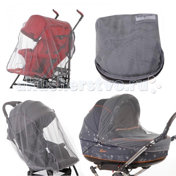 Москитные сетки Baby Care Universal для любого типа колясок москитная сетка baby care classic plus белая