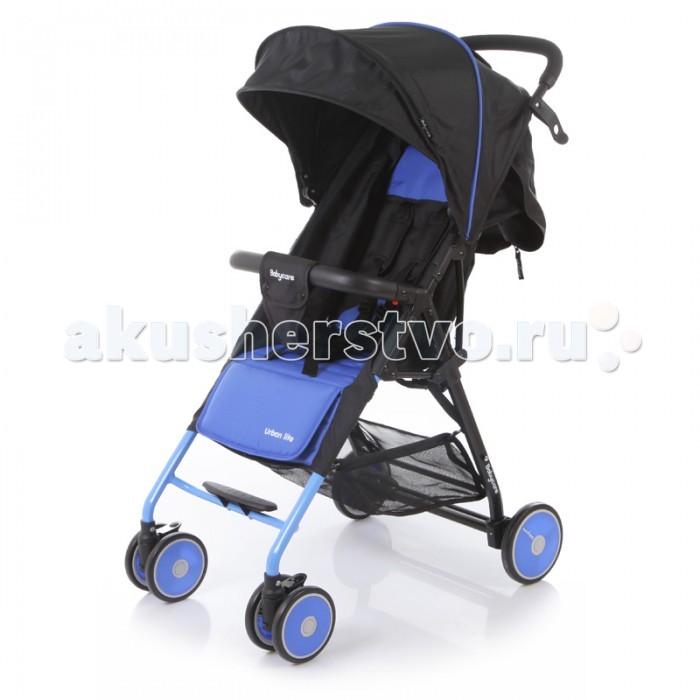 Прогулочная коляска Baby Care Urban LiteUrban LiteПрогулочная коляска Baby Care Urban Lite – замечательный вариант для ежедневных прогулок с малышом. Коляска предназначена для малышей от 6 месяцев.   Особенности: легкая алюминиевая рама плавающие передние колеса 5-ти точеные ремни безопасности съемный бампер с мягкой обивкой очень компактное складывание спинка регулируется при помощи ремня ножная тормозная система коляска может стоять в сложенном состоянии подножка регулируется с помощью ремня амортизация передних колёс.  Размеры: ширина сиденья: 33.5 см размер корзины: 40х34х14 см размер в разложенном виде: 87х51х103 см размер в сложенном виде: 67х51х25 см.<br>