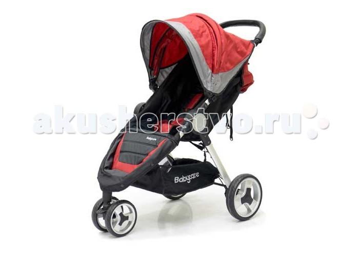 Прогулочная коляска Baby Care Variant 3Variant 3Baby Care Variant 3 - трехколесная прогулочная коляска на облегченной раме. Очень удобная модель как для малыша, так и для родителей.   Спинка механически раскладывается в трех положениях. Подножку также можно настраивать по высоте. С ее помощью получается просторное спальное место оптимальной длины. Большой капюшон опускается до бампера.    На ручке имеется приятная кожаная накладка, которую можно при желании отстегнуть. Посадочное место оснащено 5-точечными ремнями безопансости. Коляска компактно складывается книжкой и устойчива в сложенном положении.  Особенности: облегченная рама; три положения наклона спинки; 5-точечные ремни безопасности; регулируемая по высоте подножка; переднее колесо с фиксацией; сетчатая корзинка для вещей; капюшон опускается до бампера; коляска компактно складывается книжкой.  Комплектация: чехол на ножки.  Особенности: Диаметр колес: передние - 15 см, задние - 23 см. Размеры коляски 73х56х98см. Размер сидения: 24х31см. Высота сидения от пола - 40 см. Длина спинки - 46 см. Вес коляски - 7.63 кг. Вес упаковки - 8.93 кг.<br>