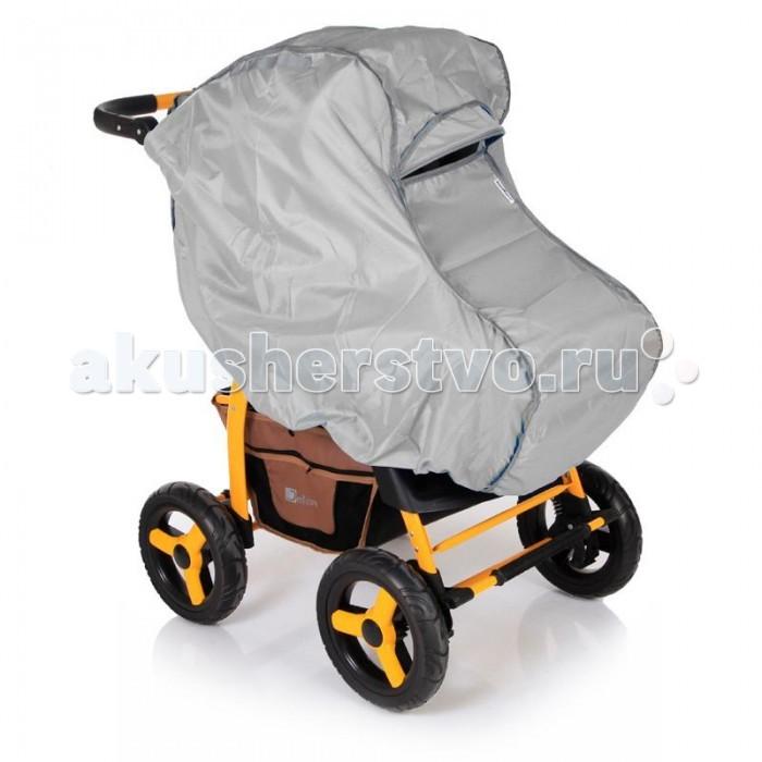 Дождевики Baby Care ветровик Junior для колясок-трансформеров дождевики baby smile универсальный дождевик для колясок тканно силиконовый
