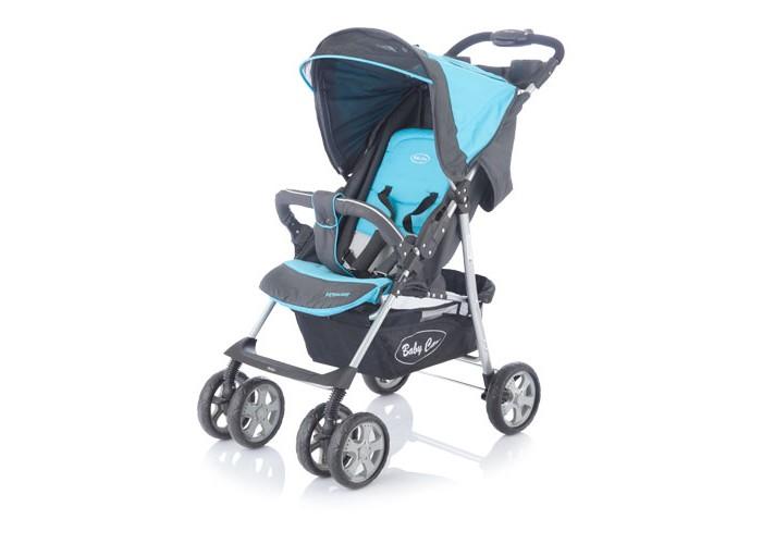 Прогулочная коляска Baby Care VoyagerПрогулочные коляски<br>Прогулочная коляска Baby Care Voyager – замечательный вариант для ежедневных прогулок с малышом.   Коляска предназначена для малышей от 6 месяцев. Именно в этот период малыши начинают активно развиваться и уже могут самостоятельно сидеть. Основными достоинствами модели являются надежность и высокое качество используемых материалов, простота и легкость конструкции, а также удобное и комфортное управление.   Легкое алюминиевое шасси способствует значительному снижению веса коляски (всего 7.5 кг).   Особенности:  3 положения спинки (включая горизонтальное 170 градусов)  5-ти точечный ремень безопасности с мягкими наплечниками  Жесткая спинка с плавно регулируемым наклоном   Облегченная алюминиевая рама   Двойные плавающие передние колеса с фиксацией  Амортизаторы (металлические пружины)  Диски из ударопрочного и морозостойкого пластика  Колеса из вспененной искусственной резины пеноплена с добавлением каучука, по асфальту не гремят   Подставка для родителей  Легко и компактно складывается (одной рукой)  Для детей от 0,5 до 3-х лет (до 18 кг).
