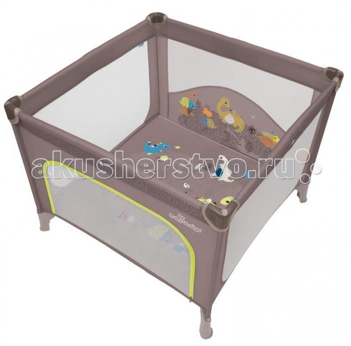 Манеж Baby Design JoyJoyМанеж Baby Design Joy выполнен в современном стиле, компактен в сложенном виде. Отсутствуют острые углы, ткань приятная на ощупь.  Компактный и яркий манеж - идеальное и безопасное место для веселья и получения новых навыков!  Небольшой размер манежа в разложенном виде - это идеальный вариант для небольших помещений и уютное местечко для пребывания малыша.  Простая система сложения и разложения манежа Безопасный, удобный механизм с фиксатором Большой лаз для малыша Веселая цветная расцветка В комплекте сумка для манежа  Размеры в разложенном виде 100х100х76 см Вес 10 кг<br>