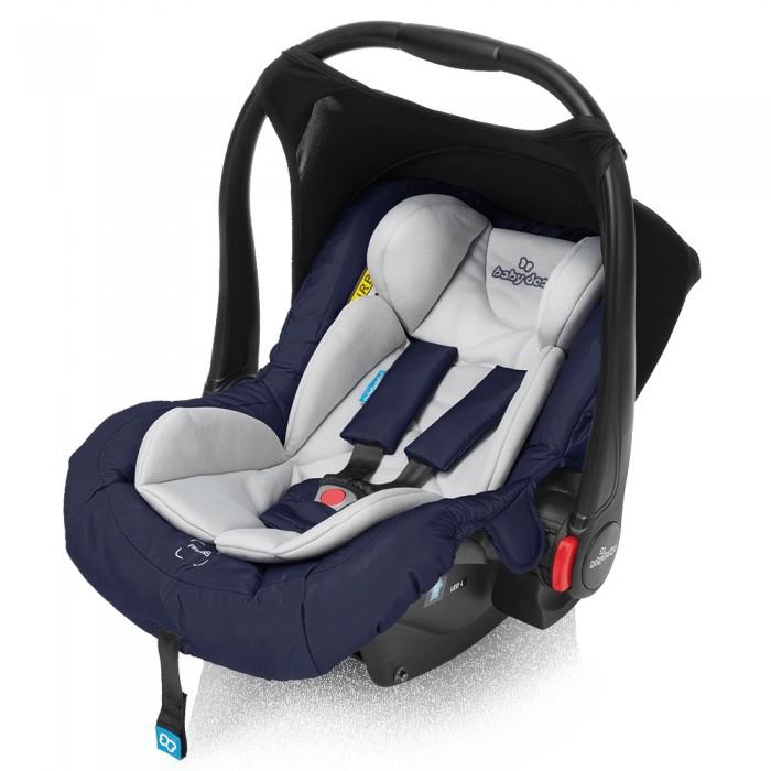 Автокресло Baby Design LeoLeoАвтокресло Baby Design Leo - защита с первых дней жизни! Легкое и удобное автокресло Baby Design Leo предназначено для малышей весовой группы 0+ (от 0 до 13 кг). Хорошее горизонтальное положение создается специальным мягким вкладышем. Он делает поверхность практически ровной, что позволяет избежать нагрузки на позвоночник малыша. Съемный солнцезащитный козырек и чехол для ножек помогут укрыть малыша. Съемная обивка кресла сделана из приятных на ощупь материалов.   Основные характеристики: способ крепления автокресла: штатными ремнями безопасности безопасность: соответствует Европейскому стандарту безопасности ЕСЕ R44/04; изготовлено на предприятии, имеющем сертификат ISO 9001 рекомендована установка против хода движения, спиной вперед 3-х точечные ремни безопасности с удобной регулировкой длины и центральной системой натяжения, мягкие защитные накладки, застежка шведской фирмы Holmberg эргономичная ручка для переноски регулируется в нескольких положениях и позволяет установить автокресло на полу изогнутая конструкция автокресла позволяет использовать его в качестве люльки и укачивать малыша автокресло можно устанавливать на коляски Baby Design Husky, Dotty, Lupo, Lupo Comfort (адаптеры приобретаются отдельно!) съемный чехол - легко поддерживать в чистоте Легкий вес - 2.9 кг   Обратите внимание! При установке автокресла на переднее сиденье необходимо обязательно отключать фронтальную подушку безопасности!<br>