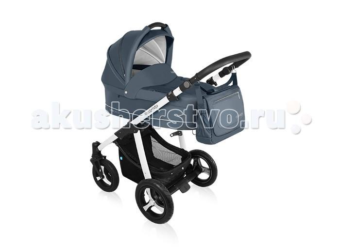 Коляска Baby Design Lupo Comfort 2 в 1Lupo Comfort 2 в 1Коляска Baby Design Lupo Comfort 2 в 1 - универсальная коляска с рождения. Мягкая подвеска, просторная люлька, высочайшего качества ткани - превосходное сочетание для прогулки в первые месяцы жизни малыша.  Плавность хода коляски обеспечивают большие надувные колеса и продвинутая система амортизации с подстройкой жесткости.  Люлька: Вместительная, вентилируемая, с регулировкой наклона спинки, с нежным и качественным хлопком внутри  Капюшон удлиняется  Удобная система крепления люльки на раме, легкое и быстрое снятие с рамы, дополнительный фиксатор люльки для безопасного использования  Прогулочный блок: Комфортное и вместительное сиденье  Устанавливается лицом к маме или по ходу движения Имеет дополнительный двусторонний мягкий вкладыш Удлиненный капюшон  3 уровня регулировки наклона спинки до полностью горизонтального  Регулируемая подножка с практичным материалом для легкого ухода  Рама, колеса: Ручка коляски - отделка из эко-кожи  Качественная алюминиевая рама в двух расцветках Быстро и компактно складывается  Большие надувные колеса с амортизацией обеспечивают мягкий ход коляски и хорошую проходимость 10 подшипников по 2 подшипника на каждое колесо, и 2 в передних ступицах Передние колеса плавающие с удобными кнопками для фиксации Все колеса надувные, съемные   Размеры сиденья 30х23х50 см Размеры люльки 35х21х81 см<br>