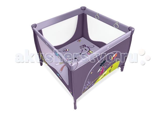 Манеж Baby Design Play UpPlay UpBaby Design Play Up - удобный большой манеж, предназначен для рослых детей.  Особенности:  высота манежа – 85 см (у стандартных – 77 см) дно расположено ниже – малышу удобнее вылазить и залазить; в комплекте кольца, которые прочно держатся  за бортик,с  но-вой системой крепления 4 пластиковые накладки на углах, защищают ребёнка от ударов; легко собирается и складывается в чехол сумку; открывается боковое окно (лаз на молнии); манеж легко чистится и стирается; окна для вентиляции. Внутренний размер манежа 100х100  В комплекте: Силиконовые кольца сумка-чехол для кроватки – удобно брать с собой в путешествие и на дачу мягкий матрасик с жесткой основой Основные характеристики: разложенного манежа (выс/дл/ш) - 78х106х106 см в сложенном виде (выс/дл/ш) - 21х98х21 см размеры матрасика 100x100 см Вес - 10,5 кг  Размер в упаковке: (дхшхв )22х23х95 см Вес: 11,7 кг<br>