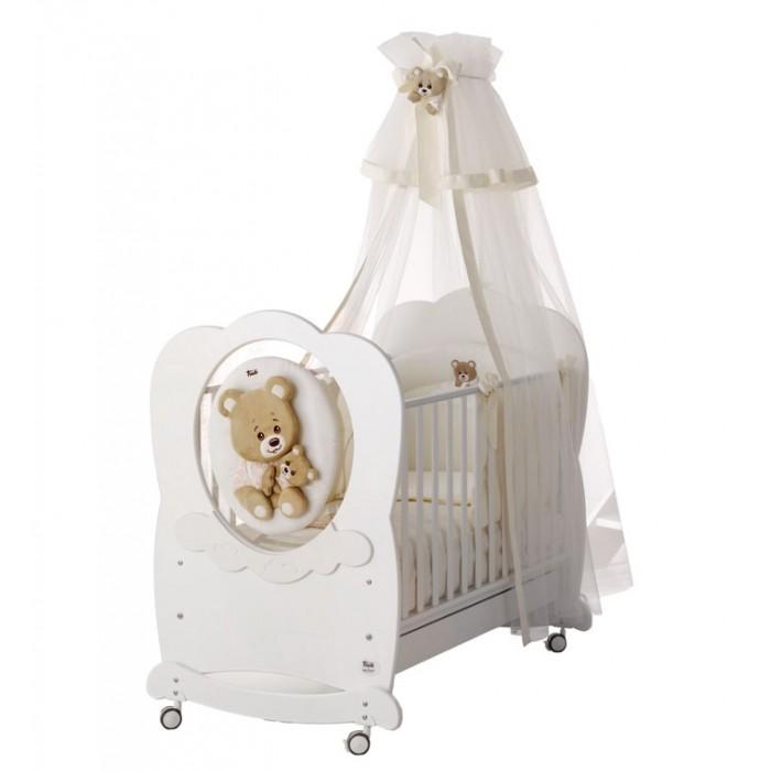 Детские кроватки Baby Expert Abbracci by Trudi качалка детские кроватки ведрусс таисия 2 качалка