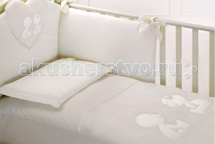 Комплект в кроватку Baby Expert Aloha (4 предмета)