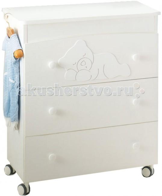 Картинка для Комод Baby Expert Baby Coccolo пеленальный