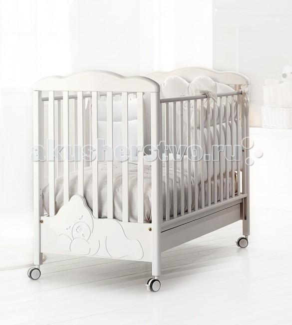 Детская кроватка Baby Expert Coccolo