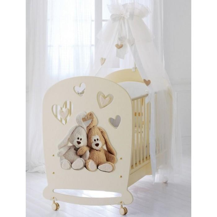 Детские кроватки Baby Expert Cremino качалка детские кроватки ведрусс таисия 2 качалка
