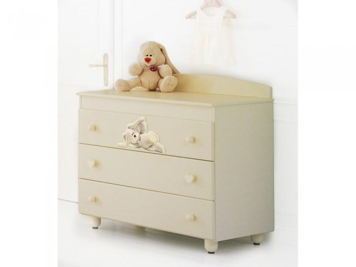 Комоды Baby Expert Cremino бельевой (3 ящика) комод бельевой baby expert perla крем золотой