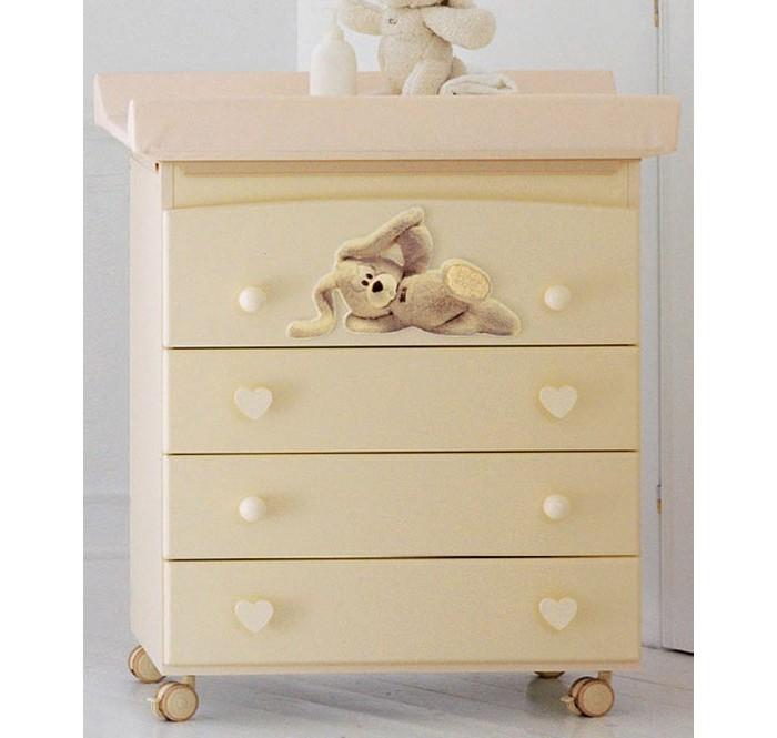 Комоды Baby Expert Cremino пеленальный (4 ящика) baby expert комод пеленальный baby coccolo lux