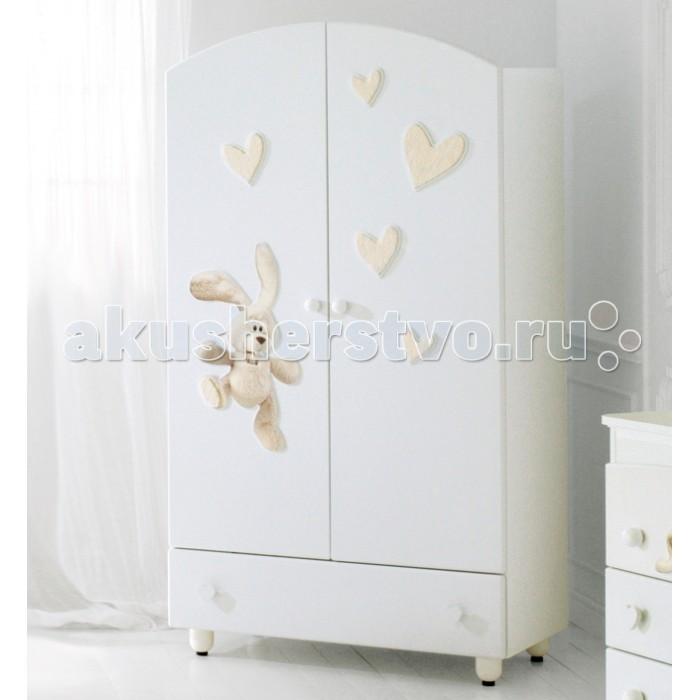 Шкафы Baby Expert Cremino двустворчатый cilek шкаф двустворчатый cilek cupcake арт cc 1001