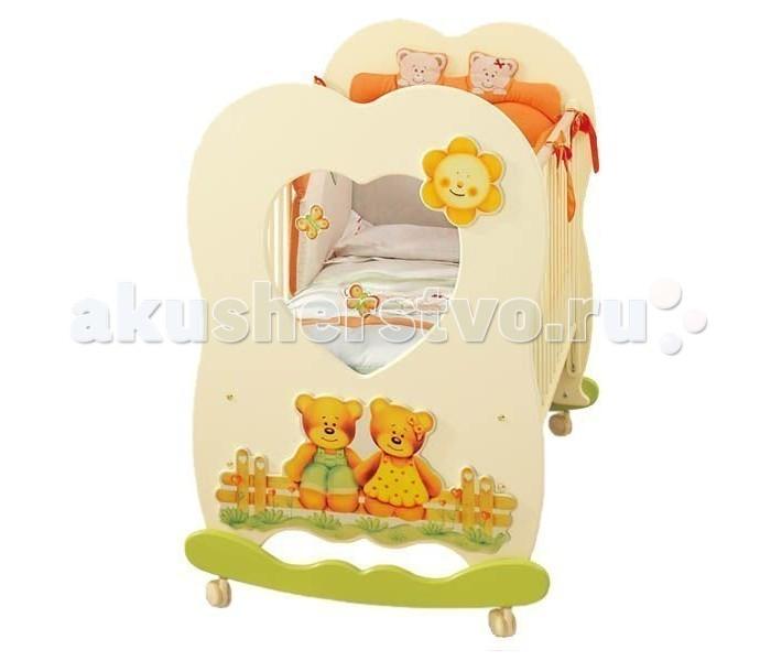 Детские кроватки Baby Expert Cuore
