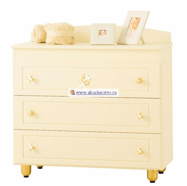 Детская мебель , Комоды Baby Expert Gioiello большой бельевой арт: 15598 -  Комоды