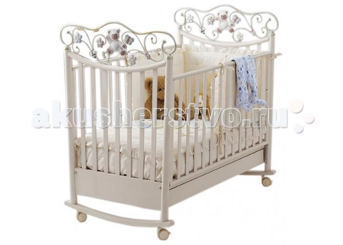 Детская кроватка Baby Expert Perla «Акушерство»