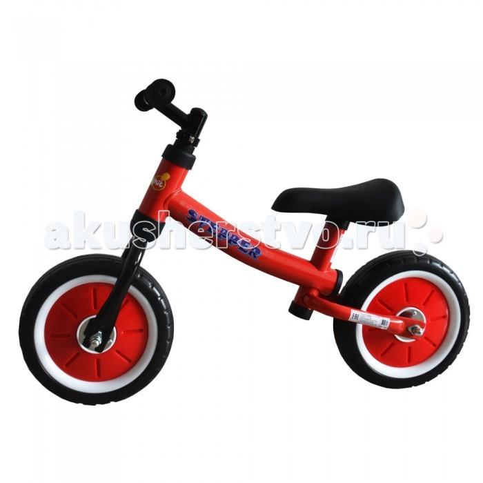 Беговел BabyHit Беговел StepperБеговел StepperБеговел Babyhit Stepper   Характеристики:  Для детей от 2-х до 5 лет Максимальная нагрузка – 25 кг. Колеса - псевдорезина Вес – 2,5 кг.<br>